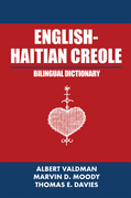 English-Haitian Creole Bilingual Dictionary