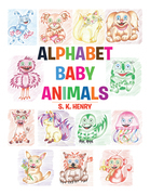 Alphabet Baby Animals