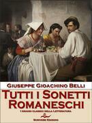 Tutti i sonetti romaneschi