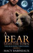 A Bear Saves the Town