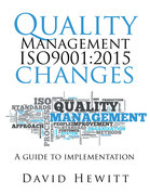 Quality Management Iso9001:2015 Changes