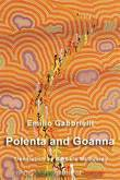 Polenta and Goanna