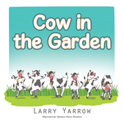 Cow in the Garden
