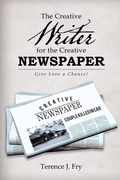 The Creative Writer for the Creative Newspaper