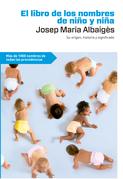 El libro de nombres de niño y niña