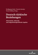 Deutsch-tuerkische Beziehungen