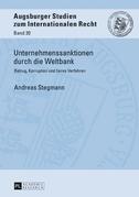 Unternehmenssanktionen durch die Weltbank