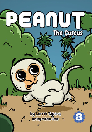 Peanut the Cuscus