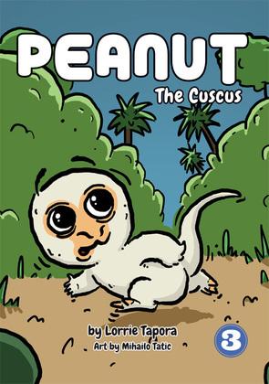 Peanut the Cuscus