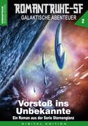 ROMANTRUHE-SF - Galaktische Abenteuer 2
