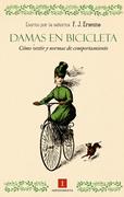 Damas en bicicleta