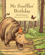 Mr Snuffles' Birthday