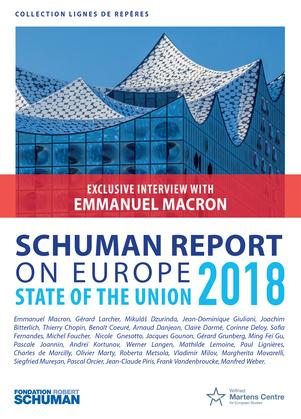 Schuman report on Europe