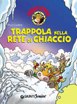Trappola nella rete di ghiaccio