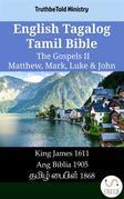 English Tagalog Tamil Bible - The Gospels II - Matthew, Mark, Luke & John