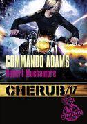 Commando Adams