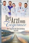 Der Arzt vom Tegernsee 2 – Arztroman