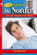 Chefarzt Dr. Norden 1115 – Arztroman