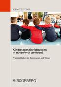 Kindertageseinrichtungen in Baden-Württemberg