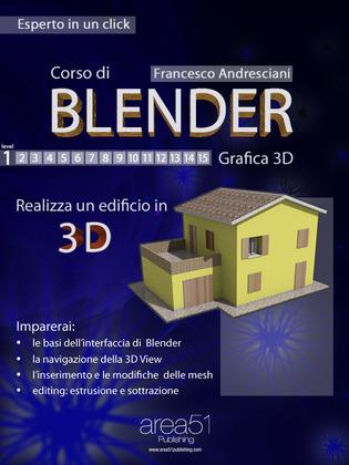 Corso di Blender - Lezione 1