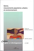 Genre, mouvements populaires urbains et environnement