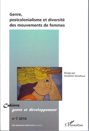 Genre, postcolonialisme et diversité de mouvements de femmes