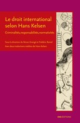 Le droit international selon Hans Kelsen