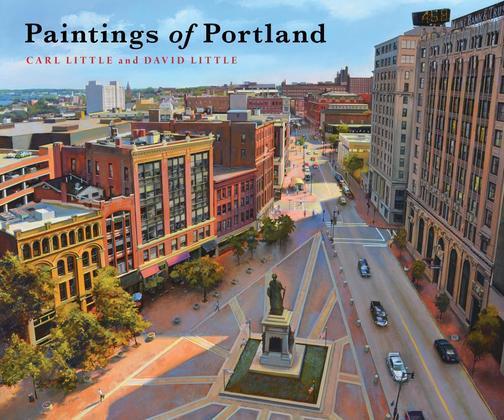 Paintings of Portland