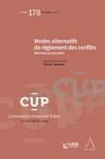 Modes alternatifs de règlement des conflits