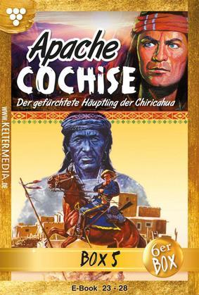 Apache Cochise Jubiläumsbox 5 – Western