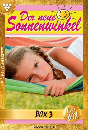 Der neue Sonnenwinkel Jubiläumsbox 3 - Familienroman