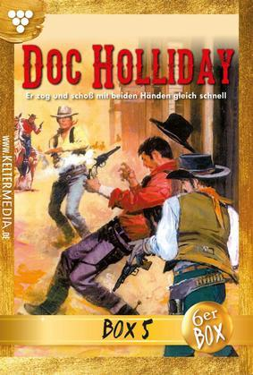 Doc Holliday Jubiläumsbox 5 - Western