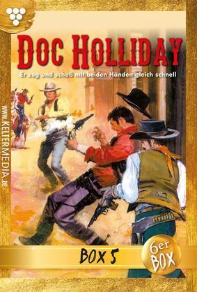 Doc Holliday Jubiläumsbox 5 - Western