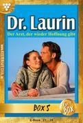 Dr. Laurin Jubiläumsbox 5 – Arztroman