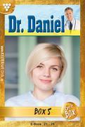 Dr. Daniel Jubiläumsbox 5 - Arztroman