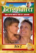 Der Bergpfarrer Jubiläumsbox 5 – Heimatroman