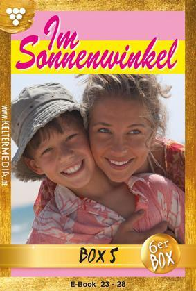 Im Sonnenwinkel Jubiläumsbox 5 - Familienroman