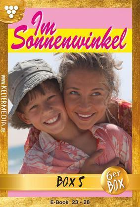 Im Sonnenwinkel Jubiläumsbox 5 – Familienroman
