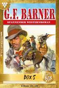 G.F. Barner Jubiläumsbox 5 - Western