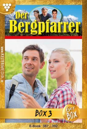 Der Bergpfarrer (ab Nr. 375) Jubiläumsbox 3 - Heimatroman
