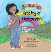 Riana's Adventures - First Day of Kindergarten