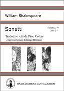 Sonetti 23-44 - Libro 2/7 (versione IPAD)