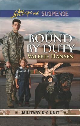 Bound By Duty (Mills & Boon Love Inspired Suspense) (Military K-9 Unit, Book 2)