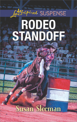 Rodeo Standoff (Mills & Boon Love Inspired Suspense) (McKade Law, Book 2)