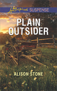 Plain Outsider (Mills & Boon Love Inspired Suspense)