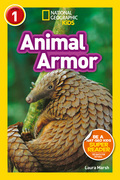 Animal Armor (National Geographic Readers)