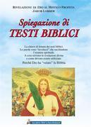 Spiegazione Di Testi Biblici