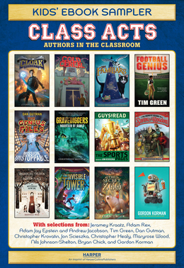 Class Acts Kids' Ebook Sampler