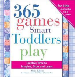 365 Games Smart Toddlers Play