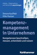 Kompetenzmanagement in Unternehmen